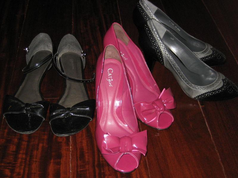 Shoes & sea glass 012