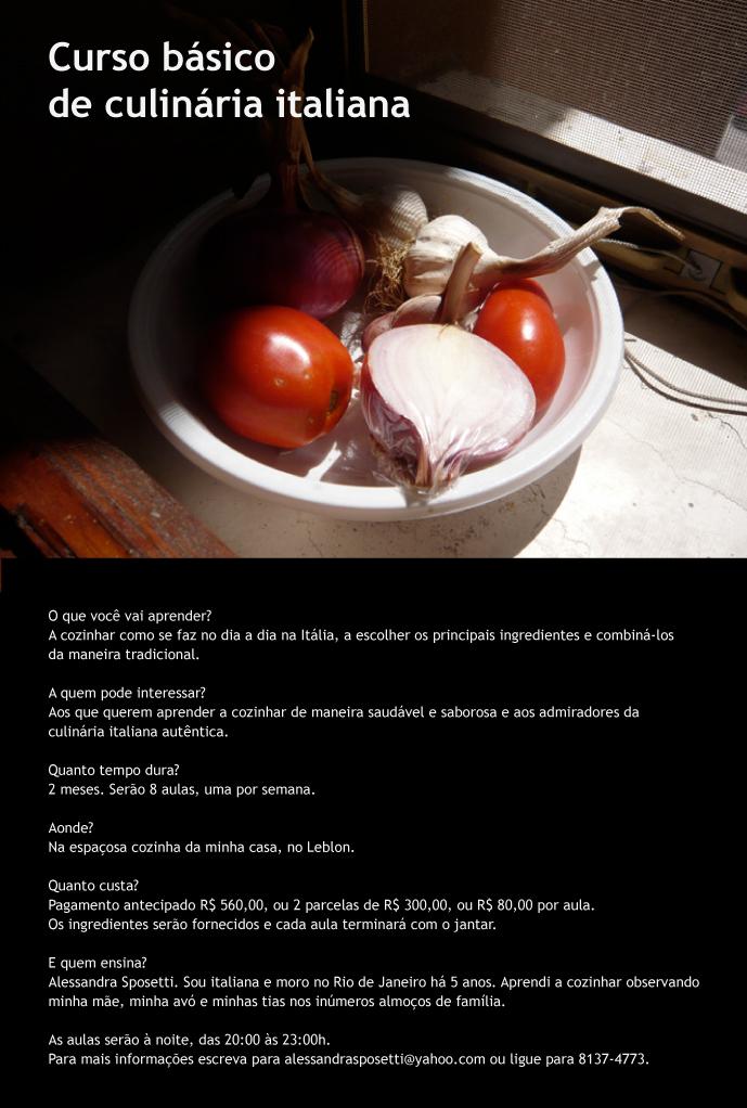 Culinaria italiana